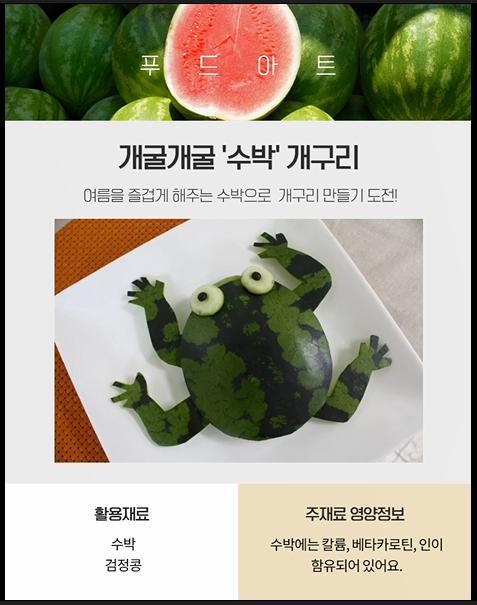 수박개구리